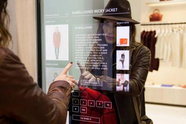 miroirs interactifs