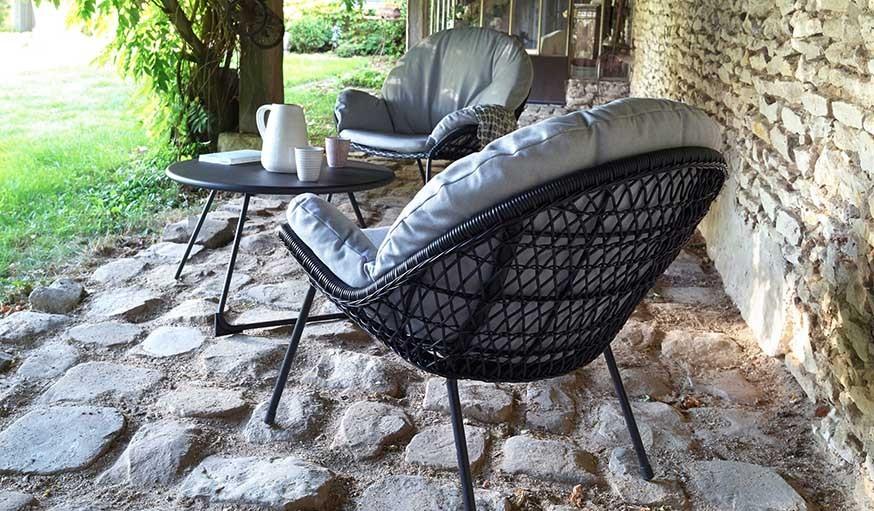 astuce d co cr er un espace de d tente dans votre jardin actu du jour. Black Bedroom Furniture Sets. Home Design Ideas