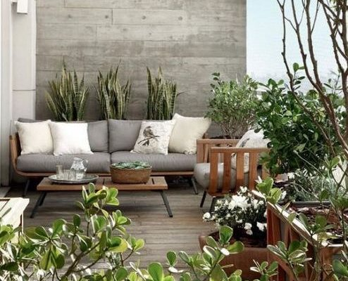 Créer un espace de détente dans votre jardin